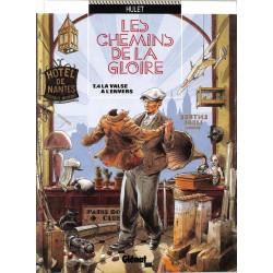 ABAO Bandes dessinées Les Chemins de la gloire 04 + Ex-libris num./200 et s.