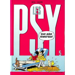 ABAO Bandes dessinées Les Psy 05