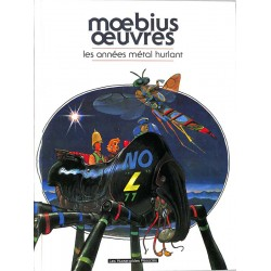 ABAO Bandes dessinées Moebius oeuvres