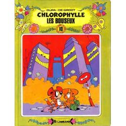 ABAO Bandes dessinées Chlorophylle (série verte) 10