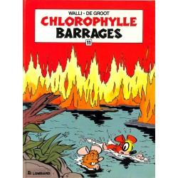 ABAO Bandes dessinées Chlorophylle (série verte) 11