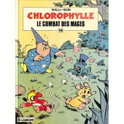 ABAO Bandes dessinées Chlorophylle (série verte) 14