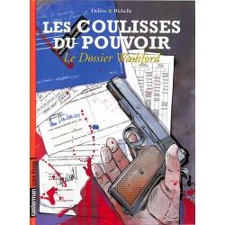 ABAO Bandes dessinées Les Coulisses du pouvoir 06