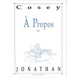 ABAO Bandes dessinées [Cosey] A propos de Jonathan.