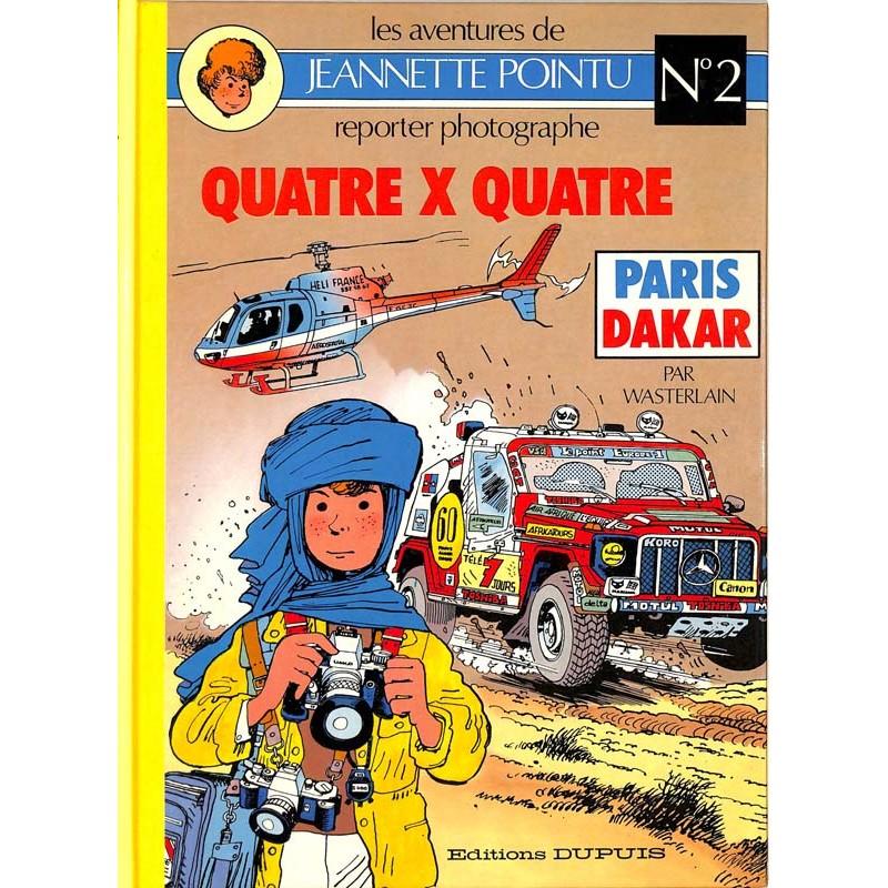 ABAO Bandes dessinées Jeannette Pointu 02