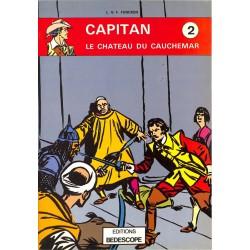 ABAO Bandes dessinées Capitan (Bédéscope) 02 + Dédicace