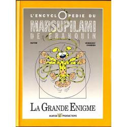 Bandes dessinées L'encyclopédie du Marsupilami