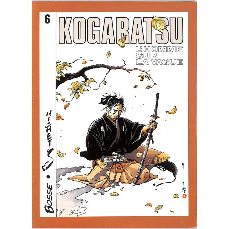 ABAO Bandes dessinées Kogaratsu 06 + livret, sous coffret