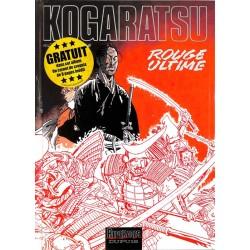 ABAO Bandes dessinées Kogaratsu 10
