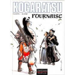 ABAO Bandes dessinées Kogaratsu 11