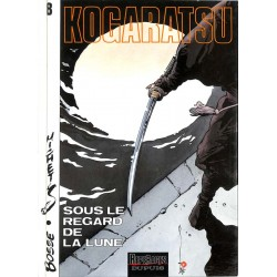 ABAO Bandes dessinées Kogaratsu 08
