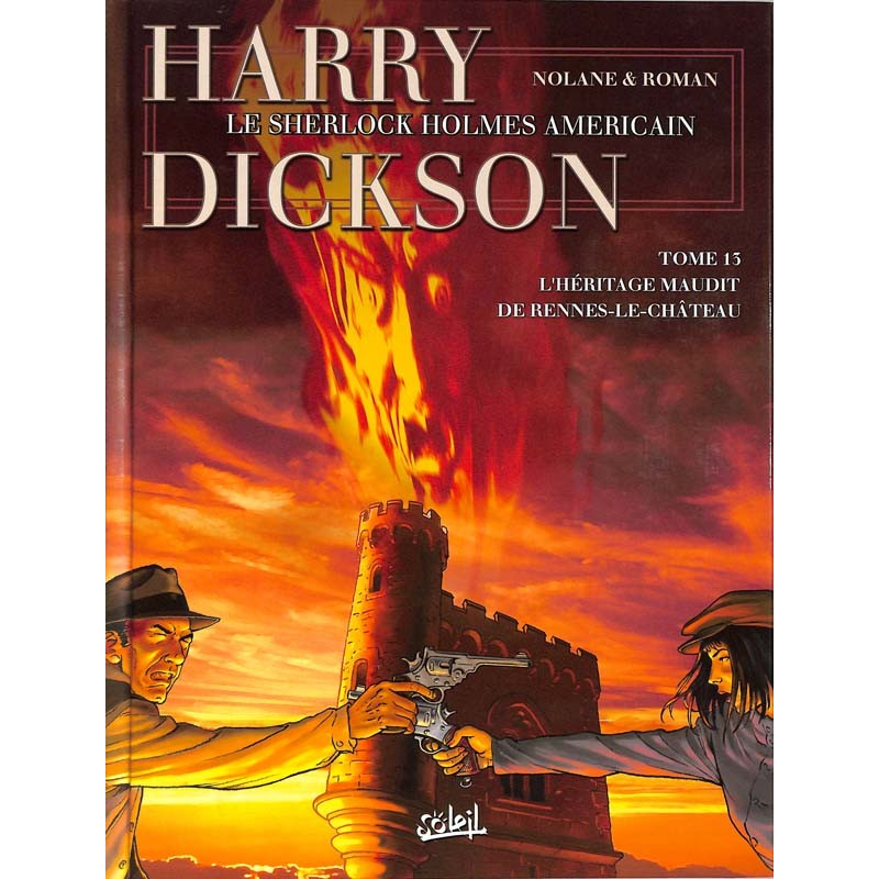 ABAO Bandes dessinées Harry Dickson 13