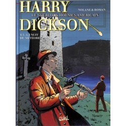 ABAO Bandes dessinées Harry Dickson 05