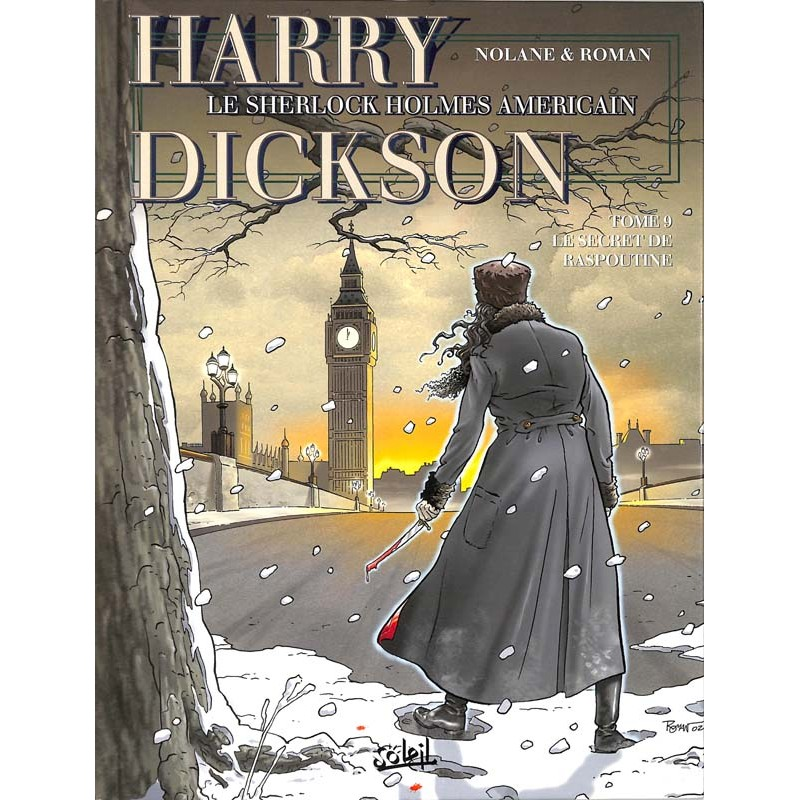 ABAO Bandes dessinées Harry Dickson 09