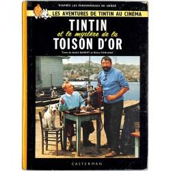 ABAO Bandes dessinées Tintin et le mystère de la Toison d'Or. C1.