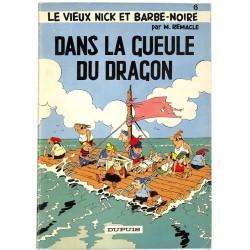 ABAO Bandes dessinées Le Vieux Nick et Barbe-Noire 06