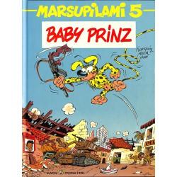 Bandes dessinées Marsupilami 05