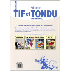 ABAO Bandes dessinées Tif & Tondu intégrale 10