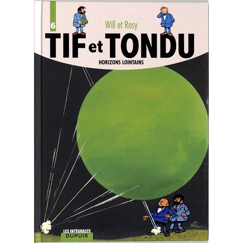 ABAO Bandes dessinées Tif & Tondu intégrale 06