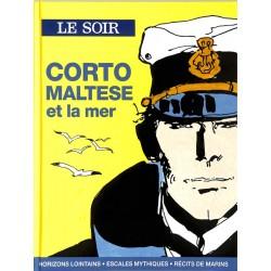 ABAO Bandes dessinées Corto Maltese et la mer