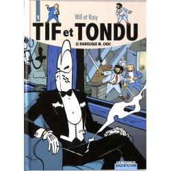 ABAO Bandes dessinées Tif & Tondu intégrale 01