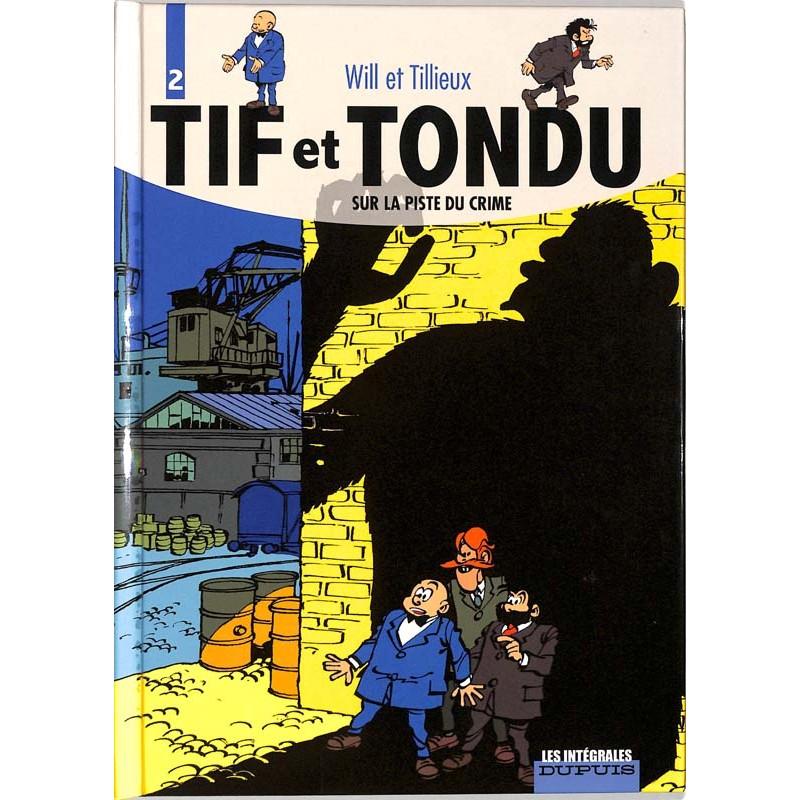 ABAO Bandes dessinées Tif & Tondu intégrale 02