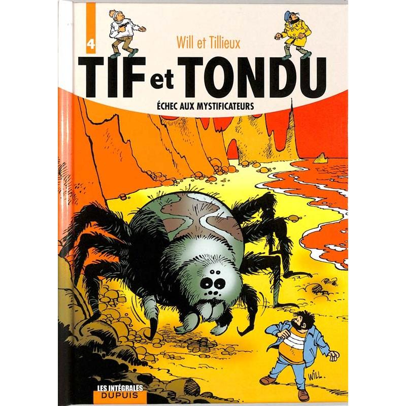 ABAO Bandes dessinées Tif & Tondu intégrale 04