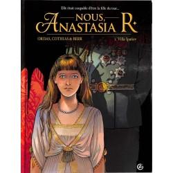 ABAO Bandes dessinées Nous, Anastasia R 01