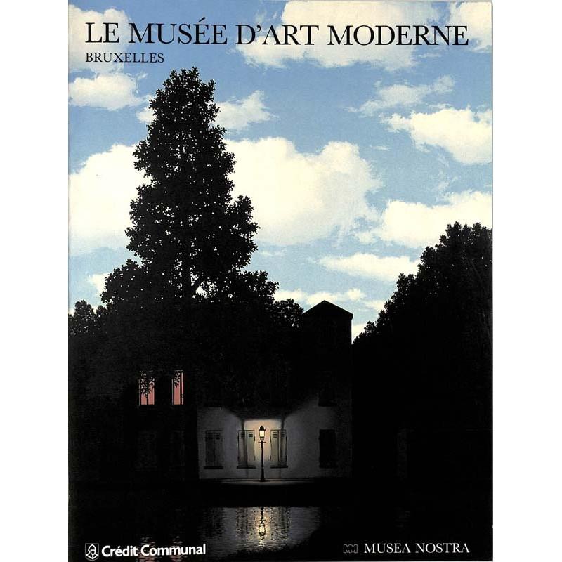 ABAO Peinture, gravure, dessin Le Musée d'Art Moderne Bruxelles.