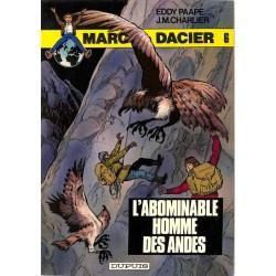 ABAO Bandes dessinées Marc Dacier (2ème série) 06