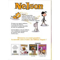 ABAO Bandes dessinées Nelson 01 TL 1165 ex. + EL num. & s.
