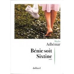 ABAO Romans Adhémar (Maylis) - Bénie soit Sixtine.