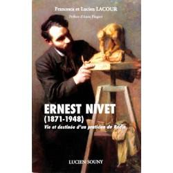 ABAO Sculpture [Nivet (Ernest)] Lacour (Francesca et Lucien) - Ernest Nivet (1871-1948).