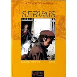 ABAO Bandes dessinées La Mémoire des arbres 01 + ex-libris s. & n./300