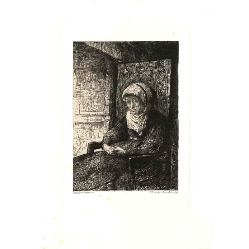 ABAO Gravures Boulenger (Hippolyte) & Biot (Gustave) - Soetkin.