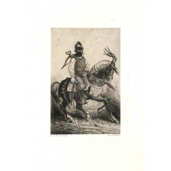 ABAO Gravures Van der Vin (Paul) - Riesencraft le Gaucher.