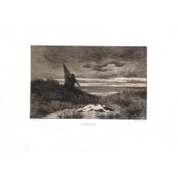 ABAO Gravures Rops (Félicien) - Le Werwolf.