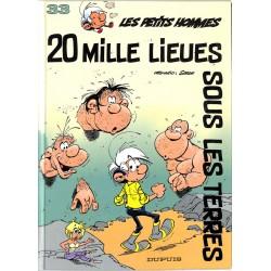 ABAO Bandes dessinées Les Petits Hommes 33