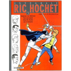 ABAO Bandes dessinées Ric Hochet Intégrale 03