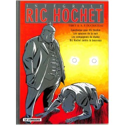 ABAO Bandes dessinées Ric Hochet Intégrale 04