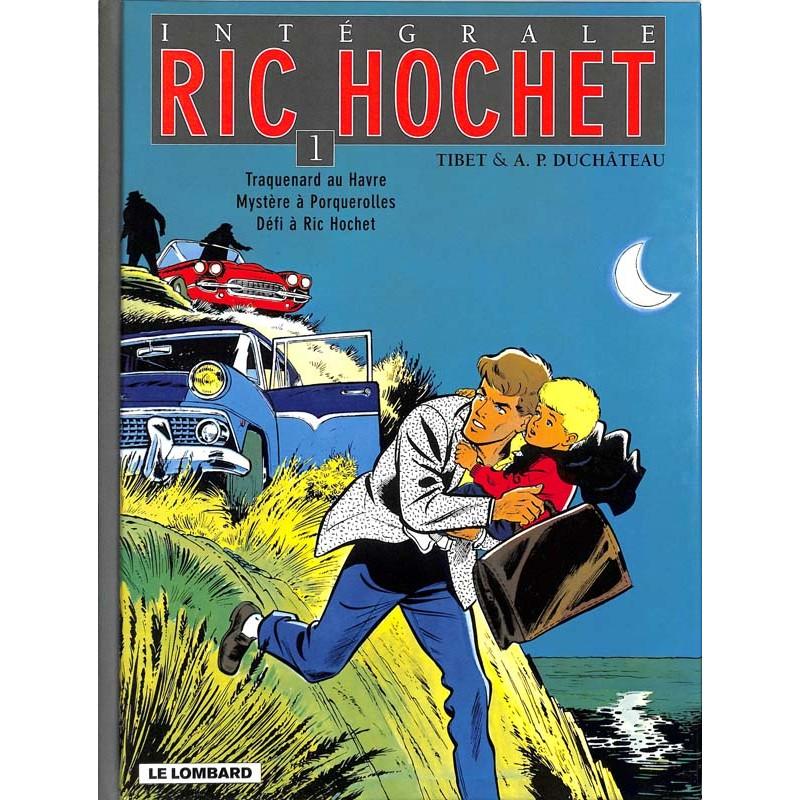 ABAO Bandes dessinées Ric Hochet Intégrale 01