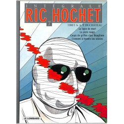 ABAO Bandes dessinées Ric Hochet Intégrale 07