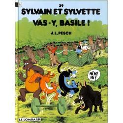 ABAO Bandes dessinées Sylvain et Sylvette (Lombard/Dargaud) 39