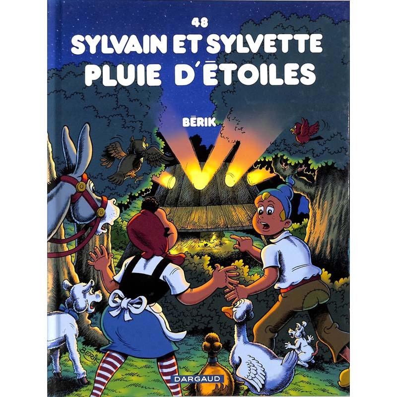 ABAO Bandes dessinées Sylvain et Sylvette (Lombard/Dargaud) 48