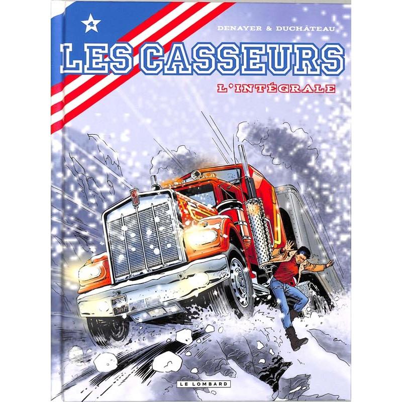 ABAO Bandes dessinées Les Casseurs Intégrale 04