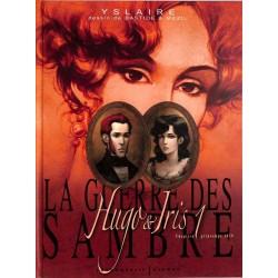 ABAO Bandes dessinées La Guerre des Sambre. Hugo et Iris 01.