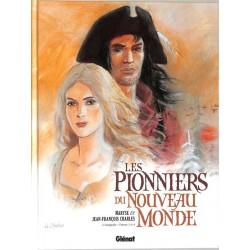 ABAO Bandes dessinées Les Pionniers du Nouveau Monde Intégrale 01