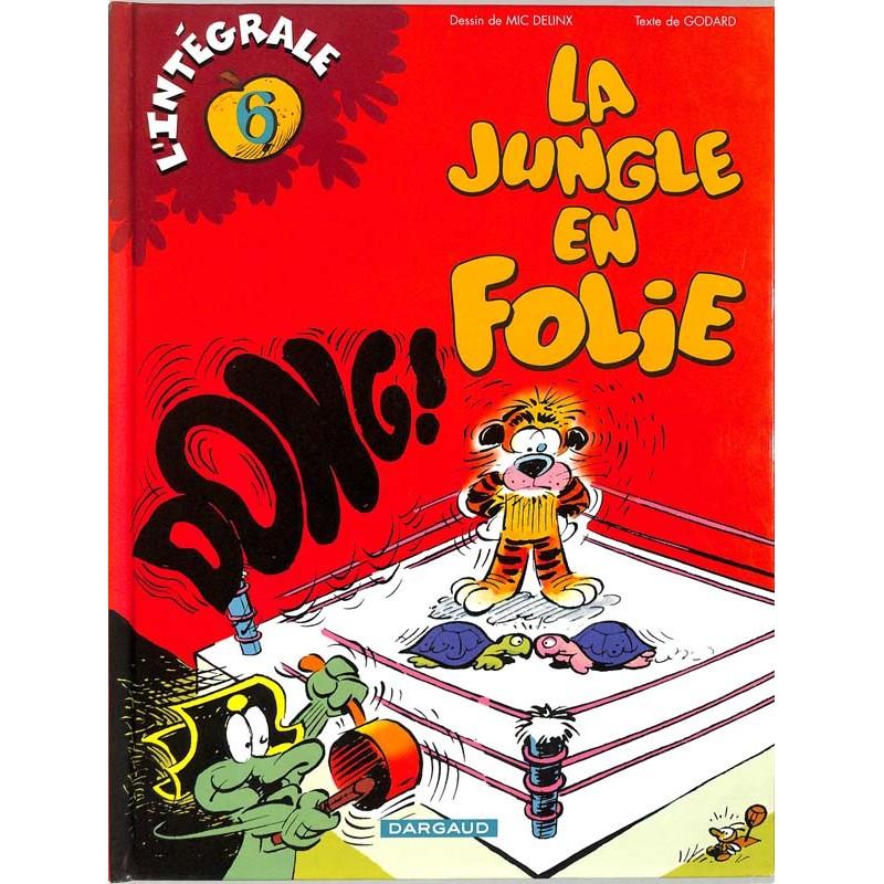 ABAO Bandes dessinées La Jungle en folie Intégrale 06