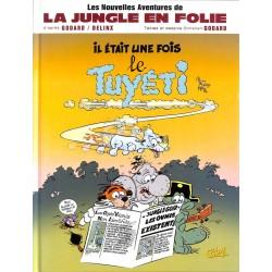 ABAO Bandes dessinées La Jungle en folie (Nouvelles Aventures) 01