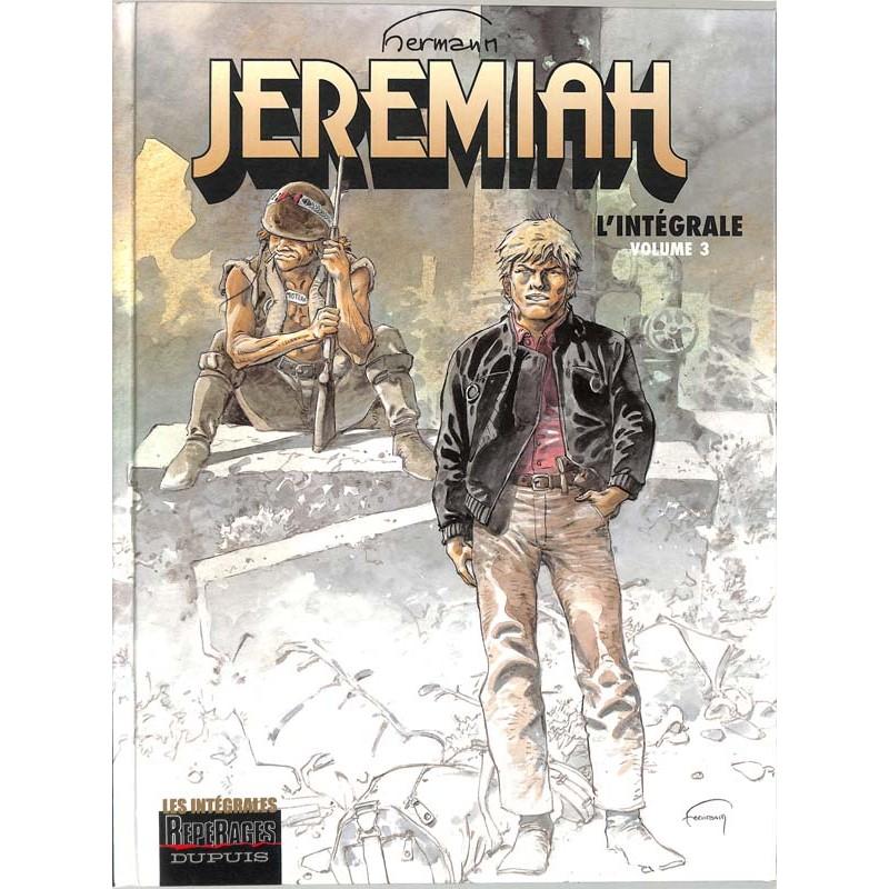 ABAO Bandes dessinées Jeremiah Intégrale 03
